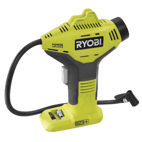 18v One High Pressure Air Inflator Ryobi Tools