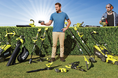 Surprising Ryobi Tools  Outdoor Tools With Inspiring Ryobi V Garden Range With Divine Solid Oak Garden Bench Also Jacksons Garden Centre In Addition Cheap Black Rattan Garden Furniture And Sanderson Porcelain Garden As Well As Immersive Garden Additionally Black And Decker Garden Vac From Ryobicomau With   Inspiring Ryobi Tools  Outdoor Tools With Divine Ryobi V Garden Range And Surprising Solid Oak Garden Bench Also Jacksons Garden Centre In Addition Cheap Black Rattan Garden Furniture From Ryobicomau